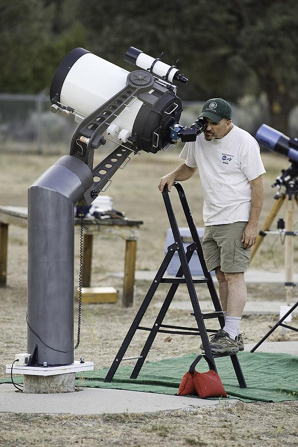 Как сделать свой телескоп 818